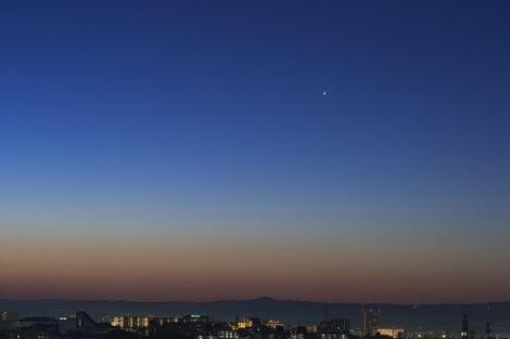 ペルセウス座流星群極大